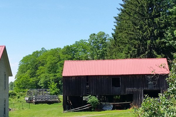 Carriage House/Barn at the Ayres/Knuth Farm