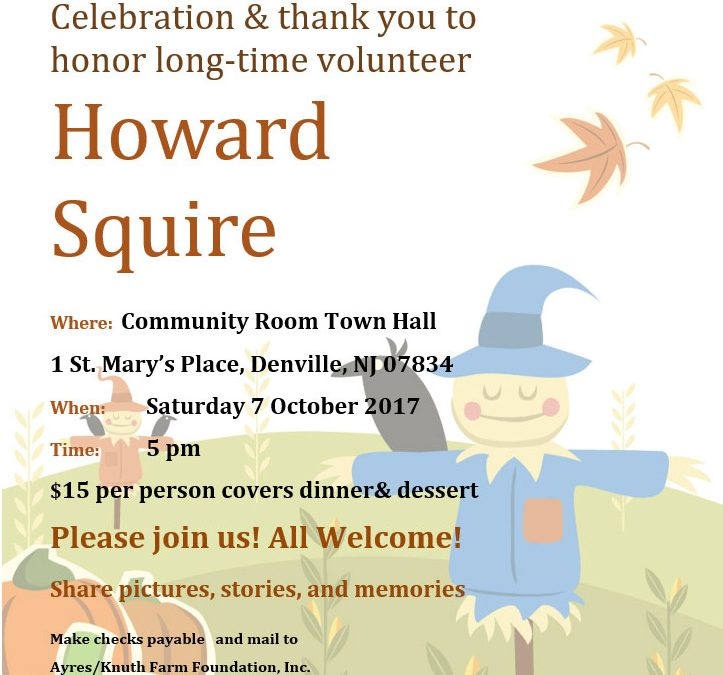 Howard Squire Day
