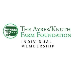 The Ayres/Knuth Farm Foundation Individual Membership