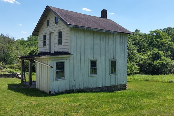 Tenant's House at the Ayres/Knuth Farm